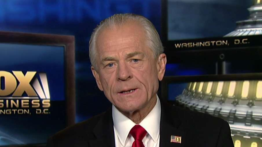 Office of Trade and Manufacturing Policy Director Peter Navarro on his plan to address global postal unfairness.