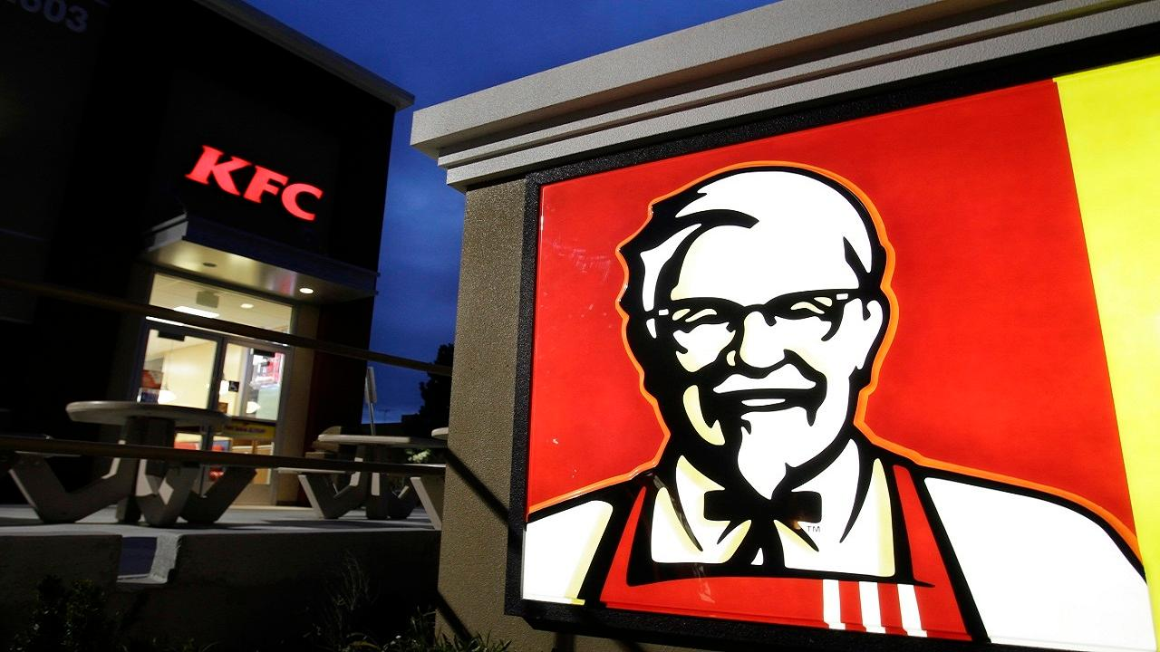 FOX Business' Cheryl Casone on KFC's new donut and fried chicken sandwich.