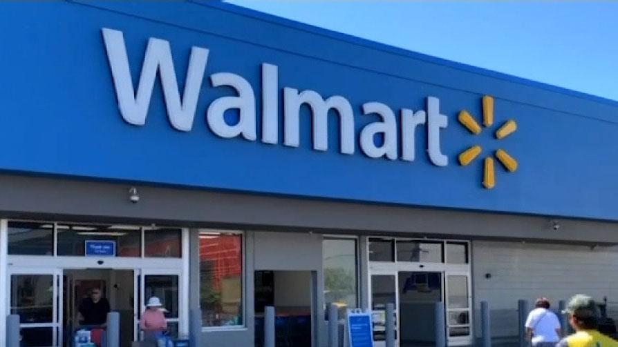 "Fox Business Briefs: The gun rights group released a statement saying ""Walmart's actions will not make us any safer."""