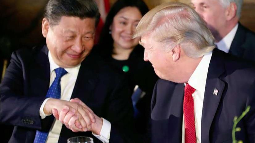 Trump warns China about delaying trade talks