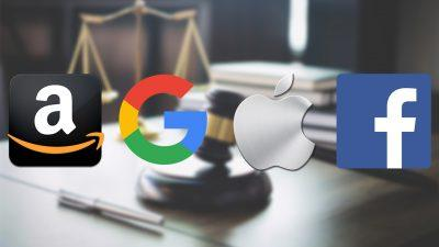 FOX Business's Hillary Vaughn and Fox Nation's 'Liberty File' host Judge Andrew Napolitano discuss the Senate hearing that big tech corporations took part in on Wednesday.