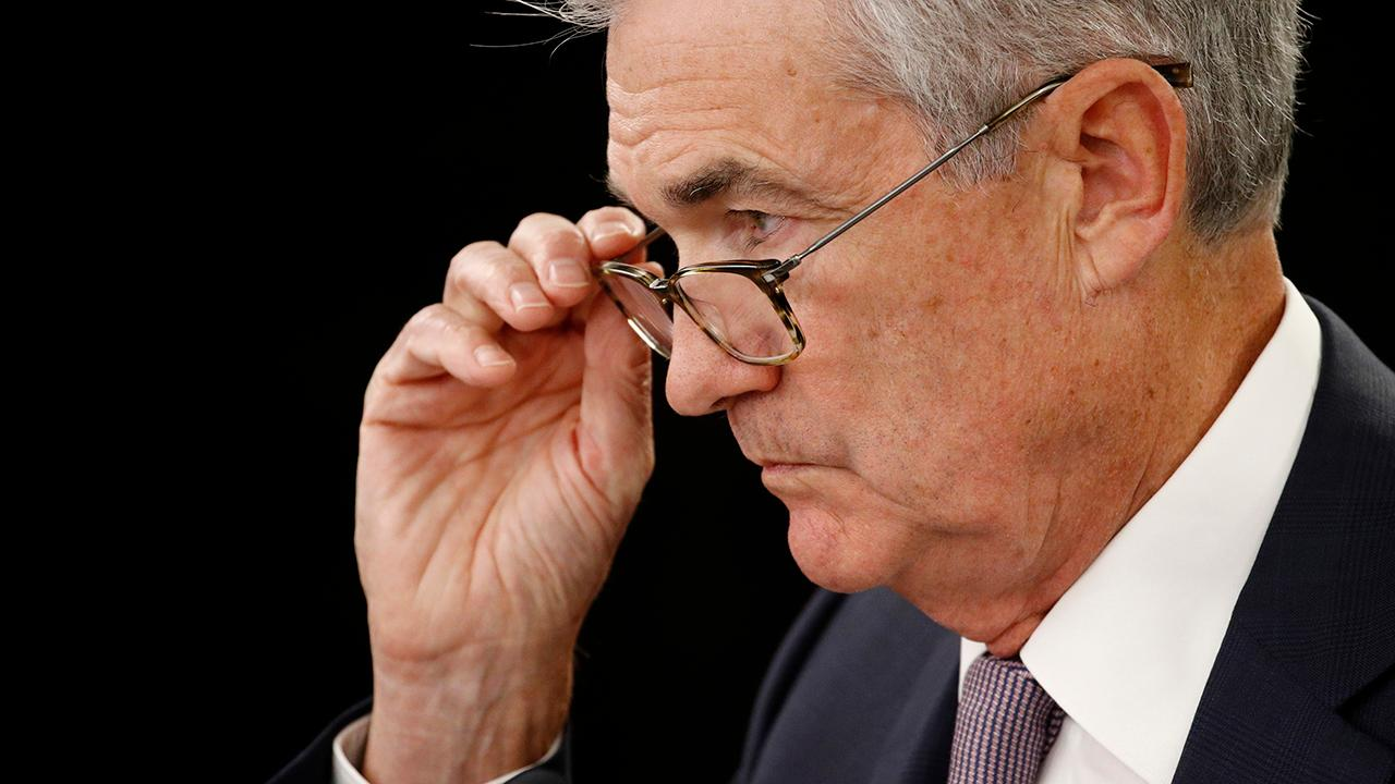 Federal Reserve Jerome Powell said they have seen continued moderate growth and a strong labor market.