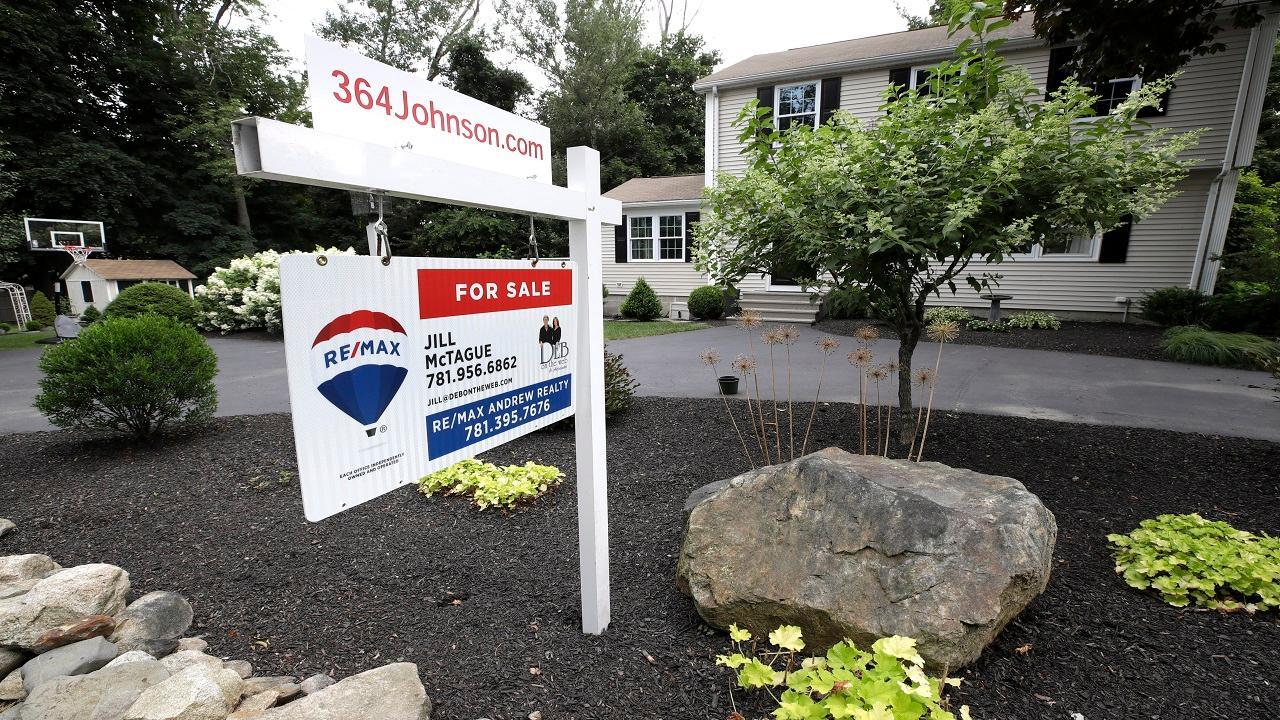Yale economics professor and author Robert Shiller discusses the U.S. housing market.