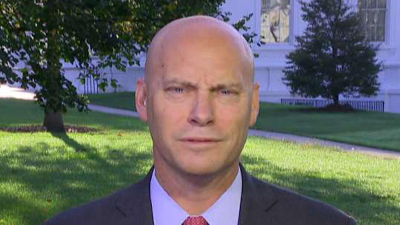 Chief of Staff to Vice President Pence Marc Short on Trump slamming the Federal Reserve and calls for Brett Kavanaugh's impeachment.