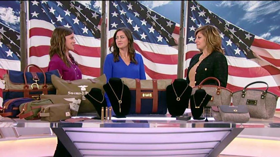 Emily Nunez Cavness and Betsy Nunez of Sword and Plough talk about their veteran-owned company and support to the Navy SEAL Foundation.