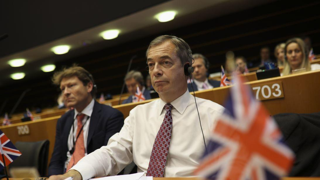 Brexit Party leader Nigel Farage discusses Boris Johnson's Brexit deal and why the House of Commons should reject it.