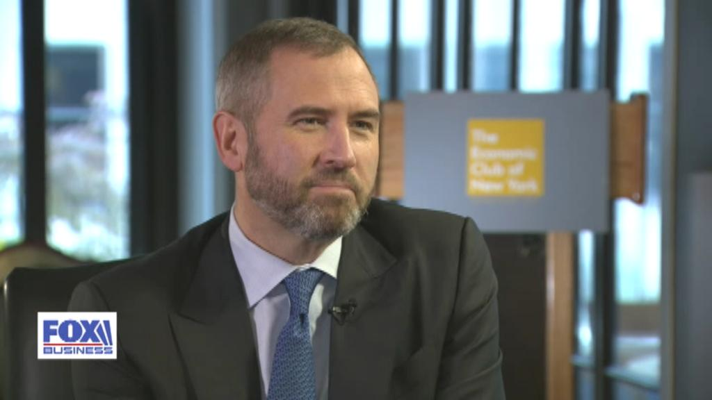 Ripple CEO Brad Garlinghouse talks to FOX Business' Liz Claman about Ripple's growth and addresses cryptocurrency skeptics
