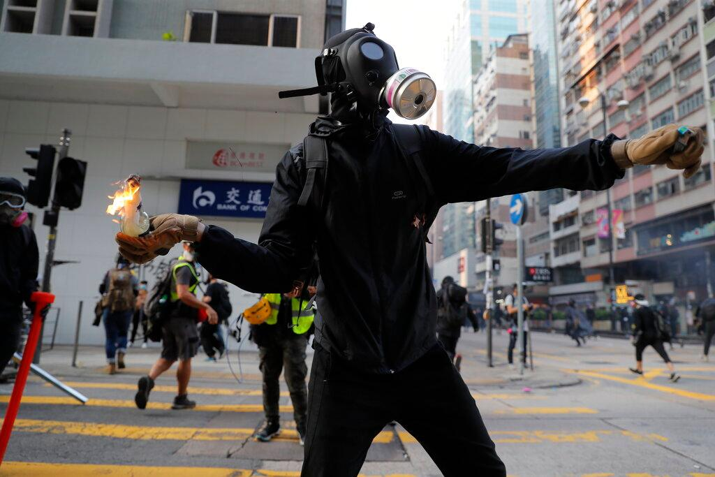 Police banned a rally that was planned over the weekend by pro-democracy protesters in Hong Kong.