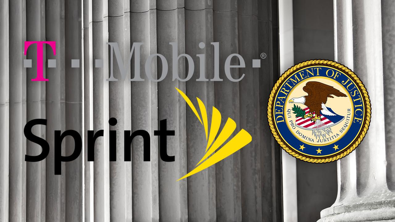FCC Commissioner Brendan Carr and FOX Business' Charlie Gasparino discuss how the merger between Sprint and T-Mobile is progressing and how it would affect consumers.
