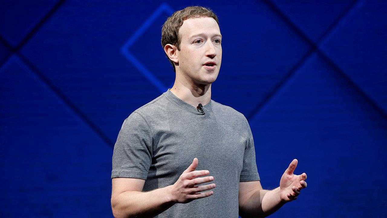 FOX Business discusses Facebook's shares and its revenue for the third quarter.