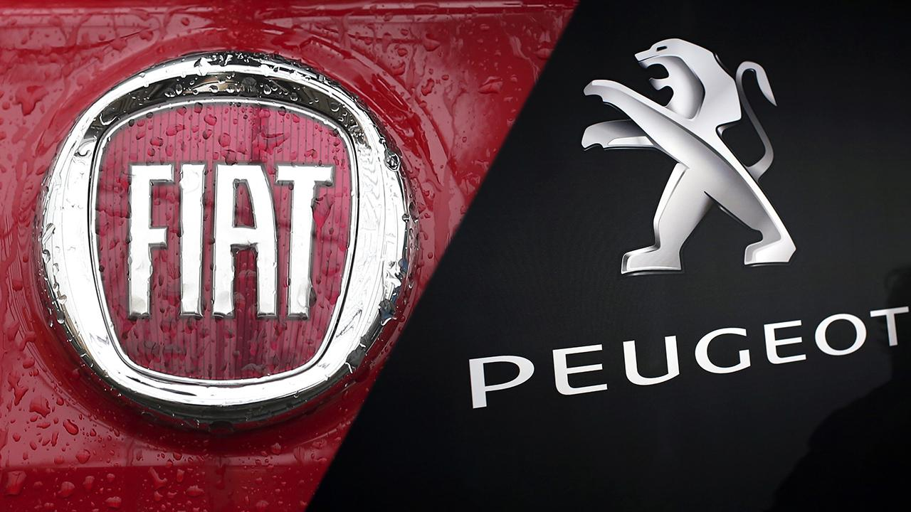 FOX Business Briefs: Fiat Chrysler merging with Peugeot owner to create one of the world's largest automakers by volume with a market value of $48 billion; Ford reaches tentative deal with United Auto Workers Union to avoid a strike.