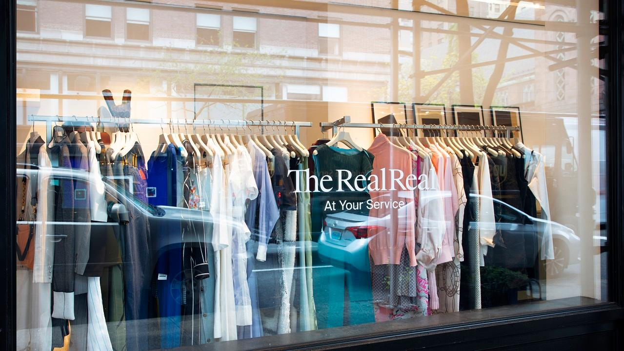 The RealReal Founder and CEO Julie Wainwright discusses growing her authenticated luxury consignment company, sustainability in fashion and more.