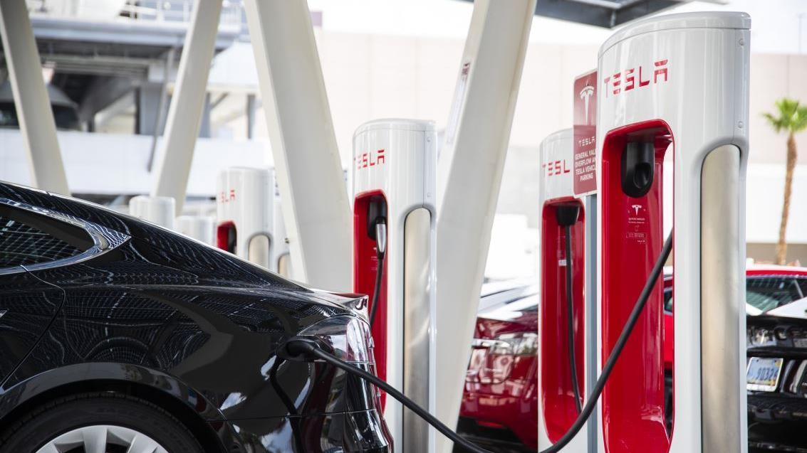 Wedbush managing director Daniel Ives discusses Tesla's profitability and the 'genius' of Elon Musk.
