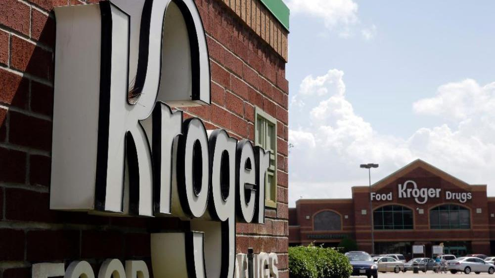 Strategic Resource Group's Burt Flickinger discusses layoffs at grocery chain Kroger and the company's future.