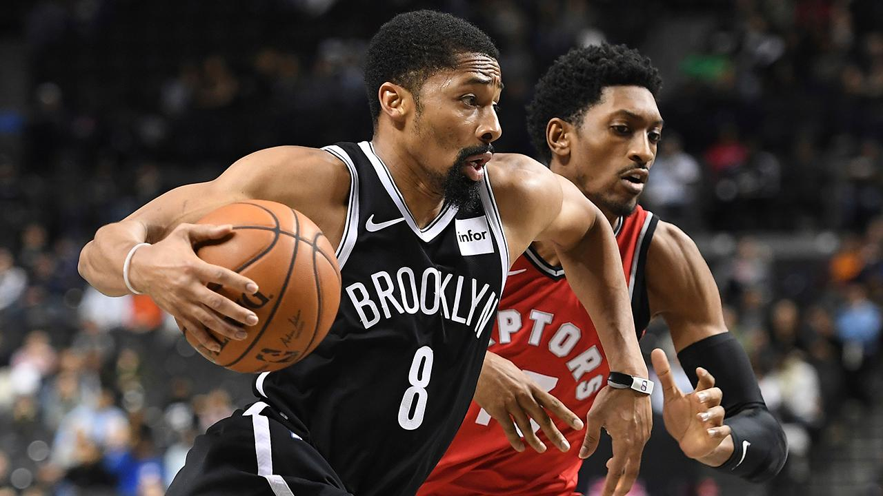 DLE Agency Founder Doug Eldridge discusses Brooklyn Nets' Spencer Dinwiddie's plan to have fans invest directly in him.