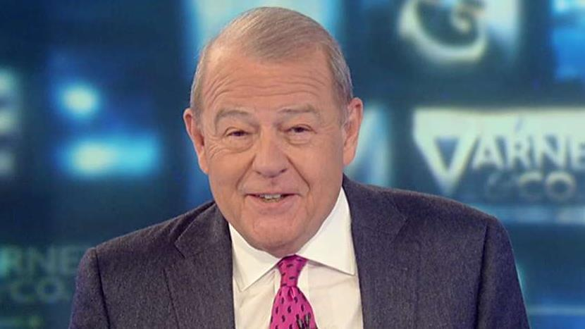 FOX Business' Stuart Varney gives his take on natural gas and allowing neighboring pipelines to run between states.