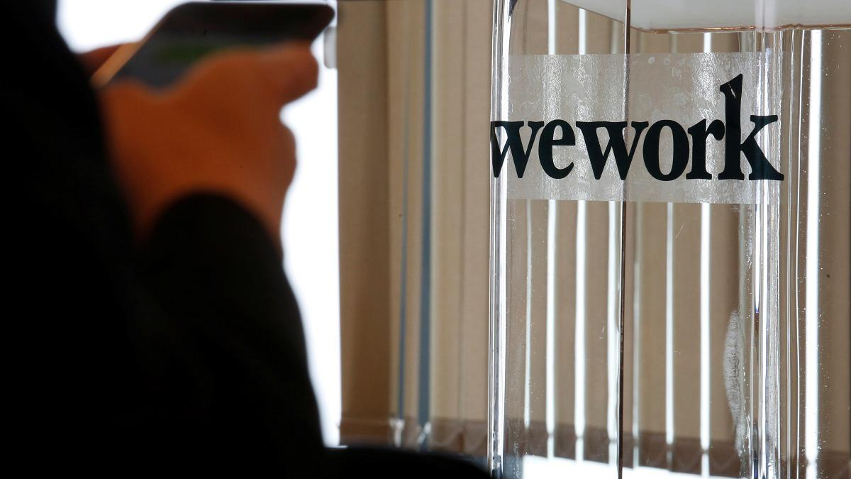Adam Neumann, WeWork , SoftBank