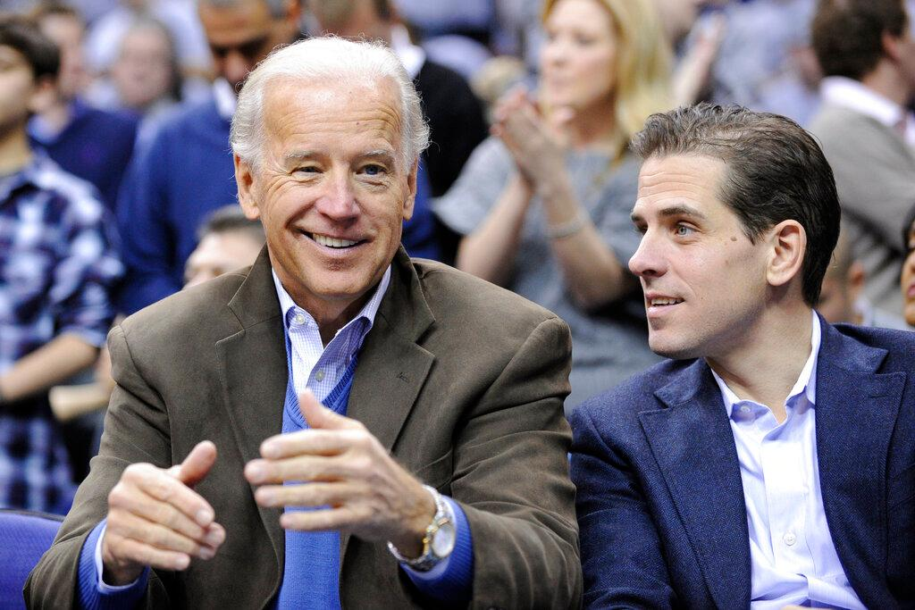 According to a report by Bloomberg, Hunter Biden is stepping down from a China-backed company.