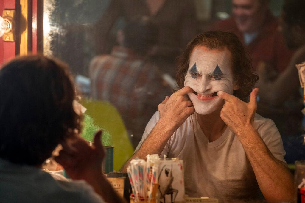 The Warner Brothers picture garnered one of the highest October box office opening weekends.