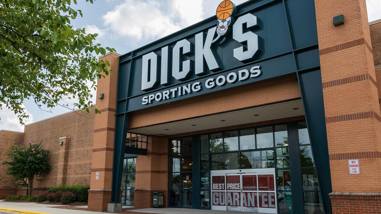 Ed Stack, Dick's Sporting Goods chairman and CEO, talks about gun sales in his stores.