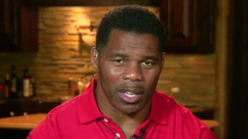 Former college and NFL running back Herschel Walker discusses his concerns over the recent California bill to pay NCAA student-athletes over their 'likeness.'