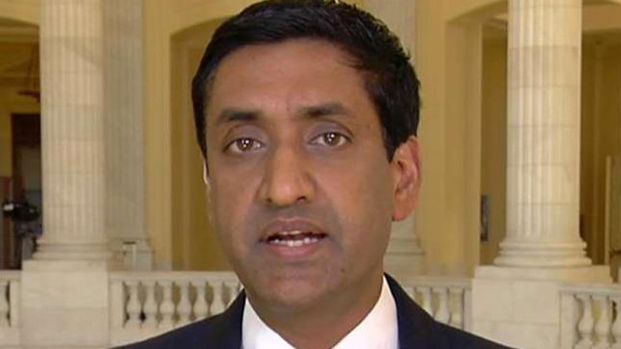 Rep. Ro Khanna (D-CA) explains why California must be bolder in taking over PG&E in relation to the wildfires causing thousands of residents to evacuate.