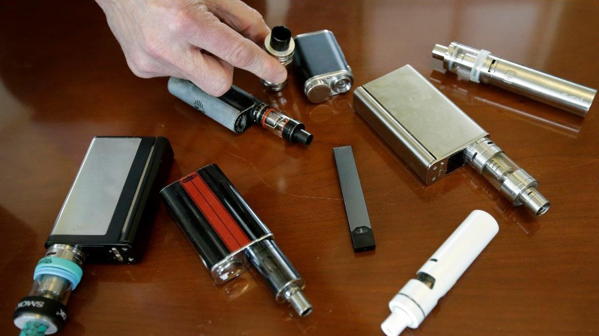 Vapor Technology Association executive director Tony Abboud argues regulators must crack down on black market vaping products.