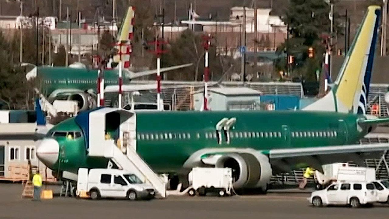 Fox Business Briefs: Can increased holiday travel costs be blamed on the grounding of the Boeing 737 Max?