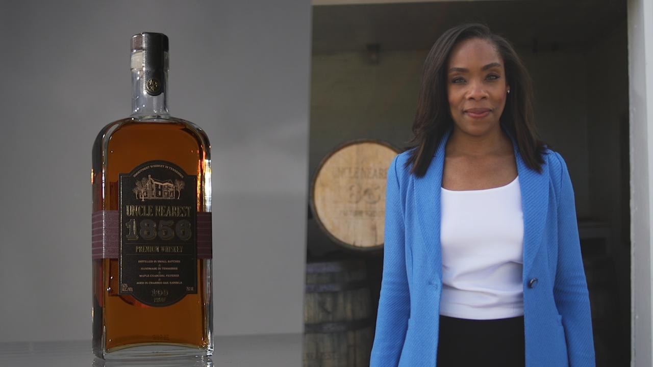 Fawn Weaver, the CEO of Uncle Nearest Whiskey, is working to ensure the legacy of Nathan Green lives on through whiskey. Nathan Green, known to family and friends as 'Uncle Nearest,' was a former Tennessee slave who taught Jack Daniel how to make whiskey and is credited as Daniel's first master distiller.