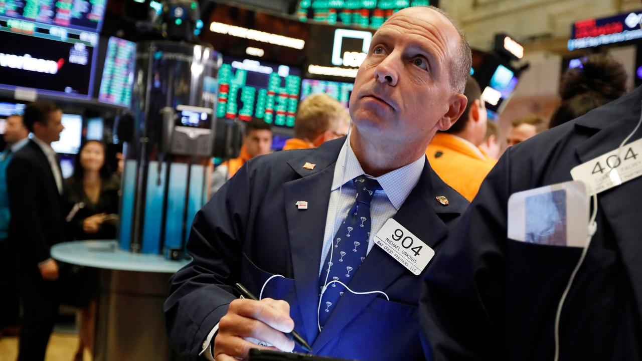 President and founder of New England Investment & Retirement Group Nick Giacoumakis discusses his stock picks: SolarEdge Technologies and  Veeva Systems.