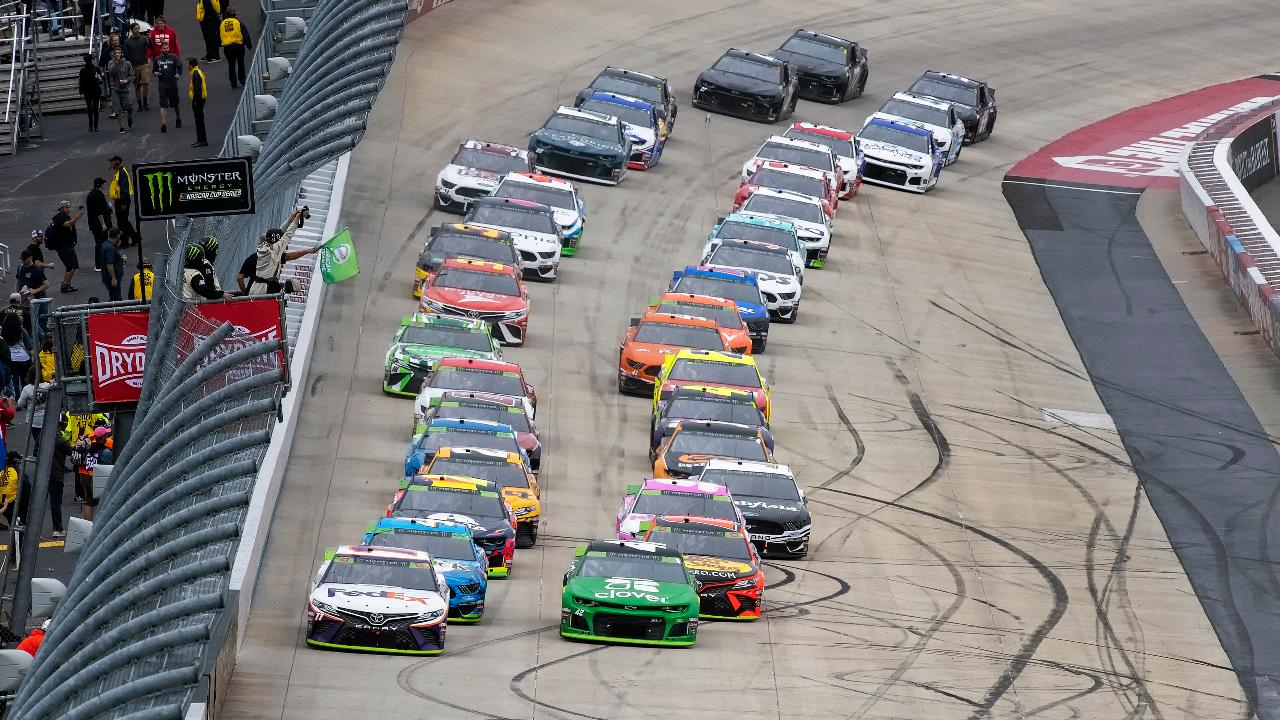 Fox News' automotive editor Gary Gastelu discusses the possibility of NASCAR going hybrid.
