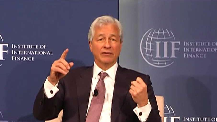 Hoover Institution Research Fellow Lanhee Chen provides his perspective on JPMorgan CEO Jamie Dimon's speech defending capitalism.