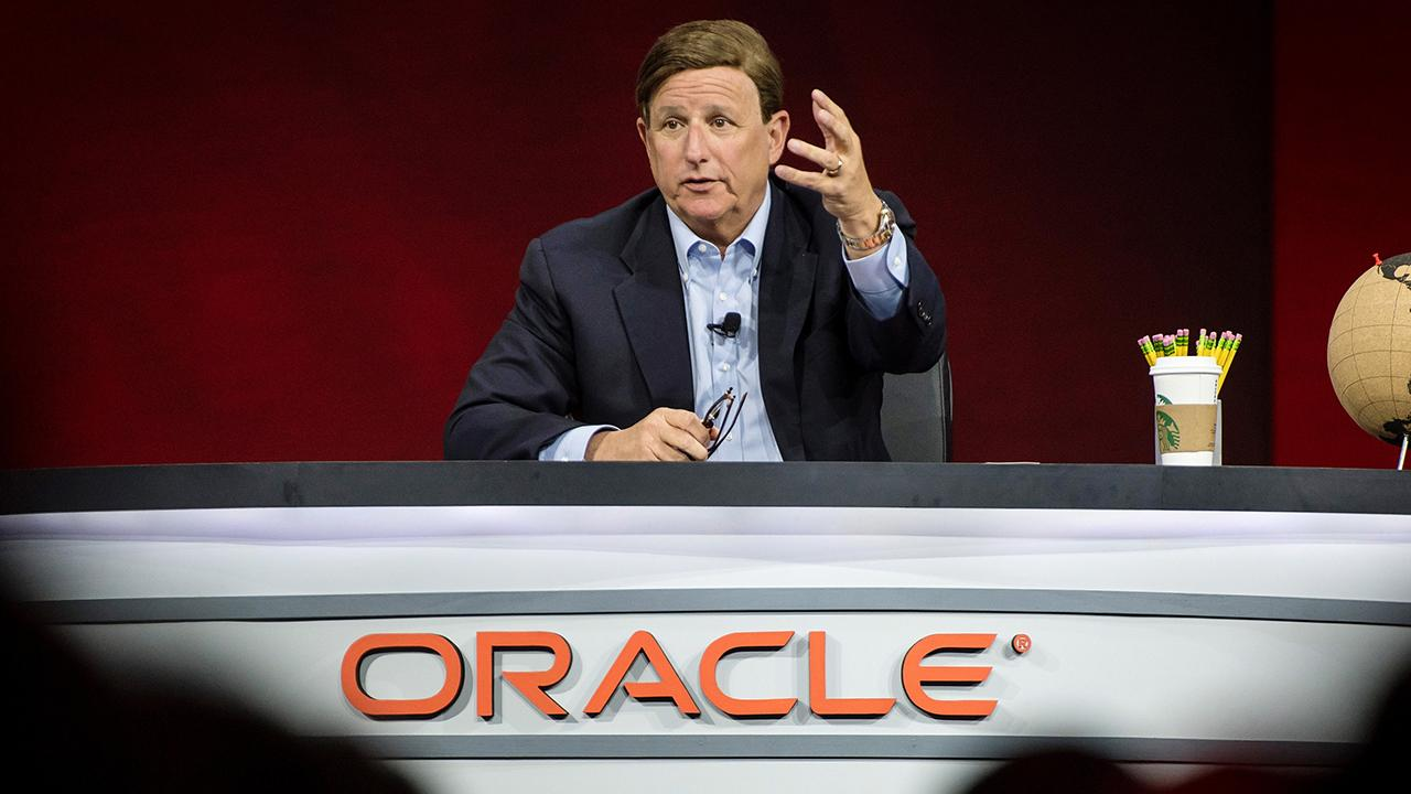 Reuters is reporting Oracle co-CEO Mark Hurd has passed away at the age of 62.