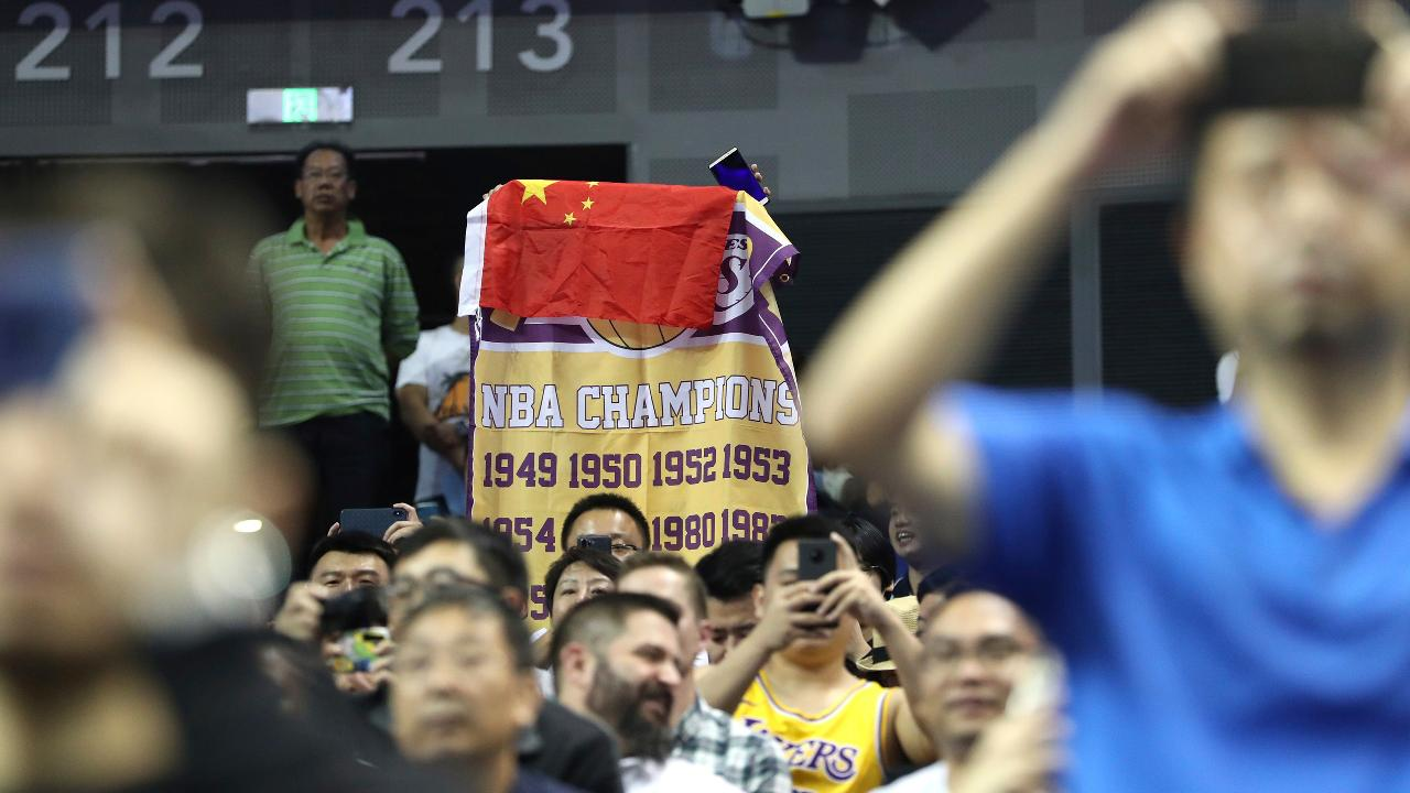 'Speak for Yourself' co-host Jason Whitlock discusses current NBA-China tensions and how it's affecting the league.