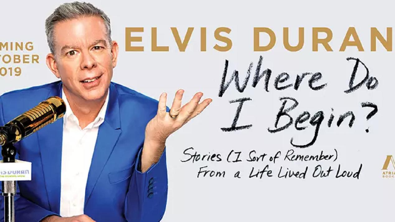Host of 'Elvis Duran and the Morning Show' and author of 'Where Do I Begin?' Elvis Duran joins FOX Business to discuss his long-running radio career, favorite local DJs, his new book, how radio has evolved and more.