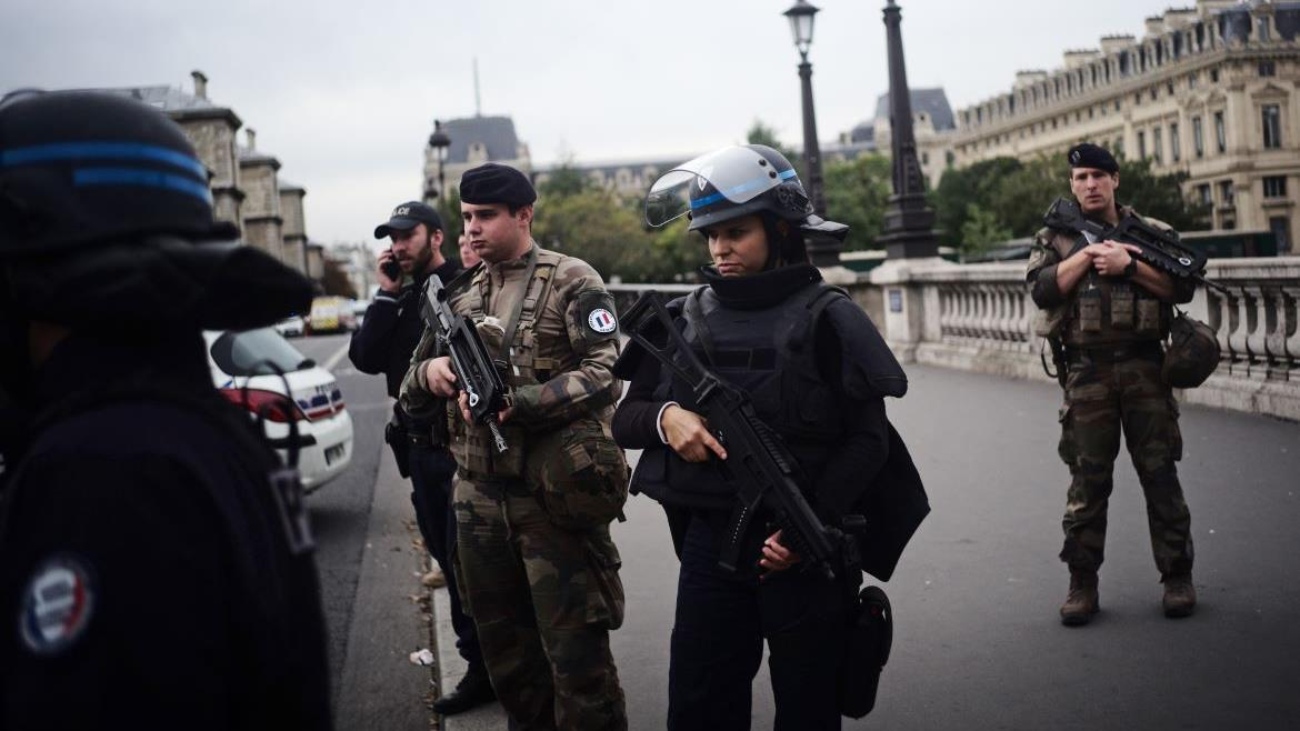 At least four police officer were killed and several others were injured after a knife attack in Paris. FOX Business' Ashley Webster with more.