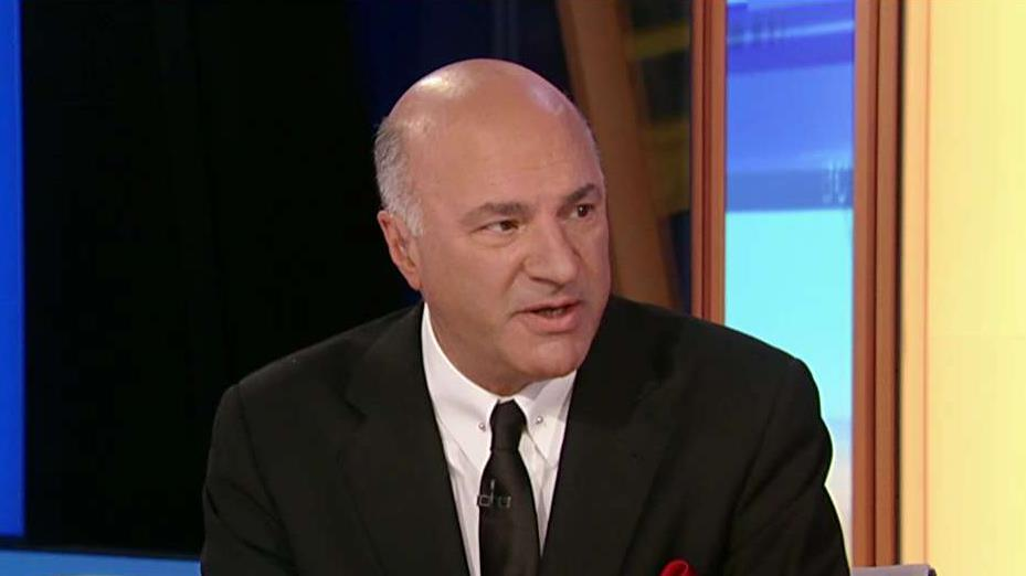 O'Shares ETF's chairman and entrepreneur Kevin O'Leary pushes back against criticism of Mark Zuckerberg and Facebook given the company's benefit to American business while advocating market solutions Facebook's social media monopoly as well as China trade deals.