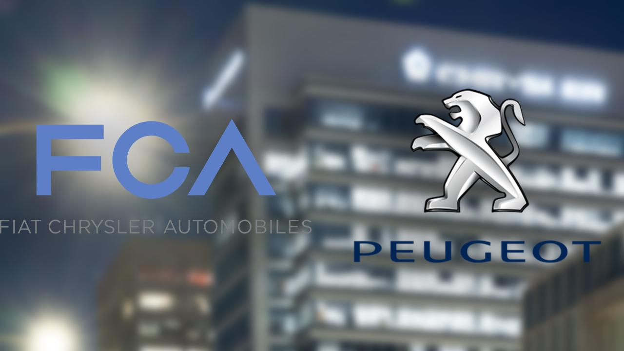 FOX Business reports on Fiat Chrysler and Peugeot-owner, PSA, agreeing to merge.