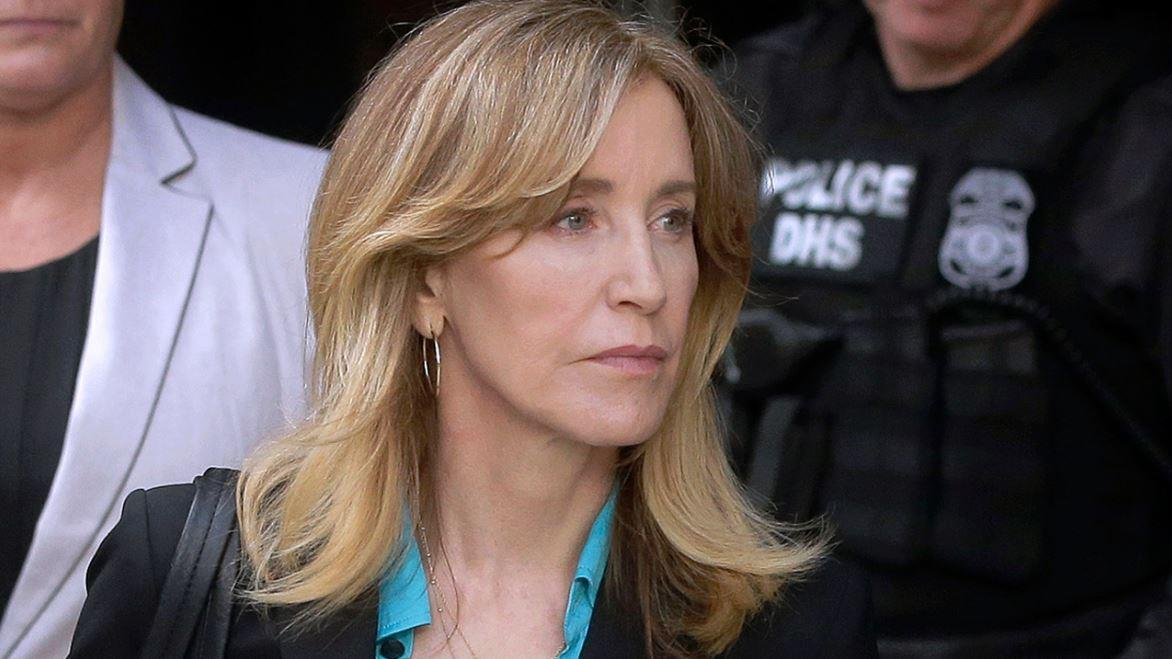 Felicity Huffman has been released from prison for good behavior after serving 11 days of a 14-day sentence for her college admissions fraud. FOX Business' Ashley Webster, Liz MacDonald and Deirdre Bolton with more.