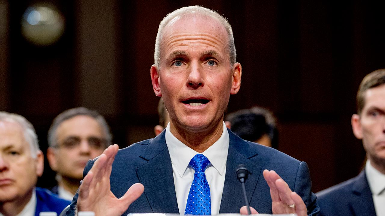 Capitalist Pig Hedge Fund's Jonathan Hoenig, River Twice Capital president Zachary Karabell, former investment banker Carol Roth, Heritage Foundation economist Stephen Moore and FOX Business' David Asman discuss Boeing CEO Dennis Muilenburg's Senate hearing.