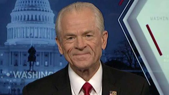 White House assistant for trade and manufacturing Peter Navarro discusses the WTO ruling, the market drop and the USMCA.