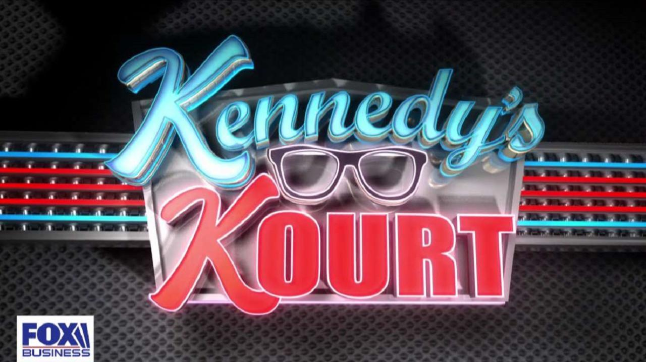 A new segment, 'Kennedy's Kourt,' covers some wild local news stories.