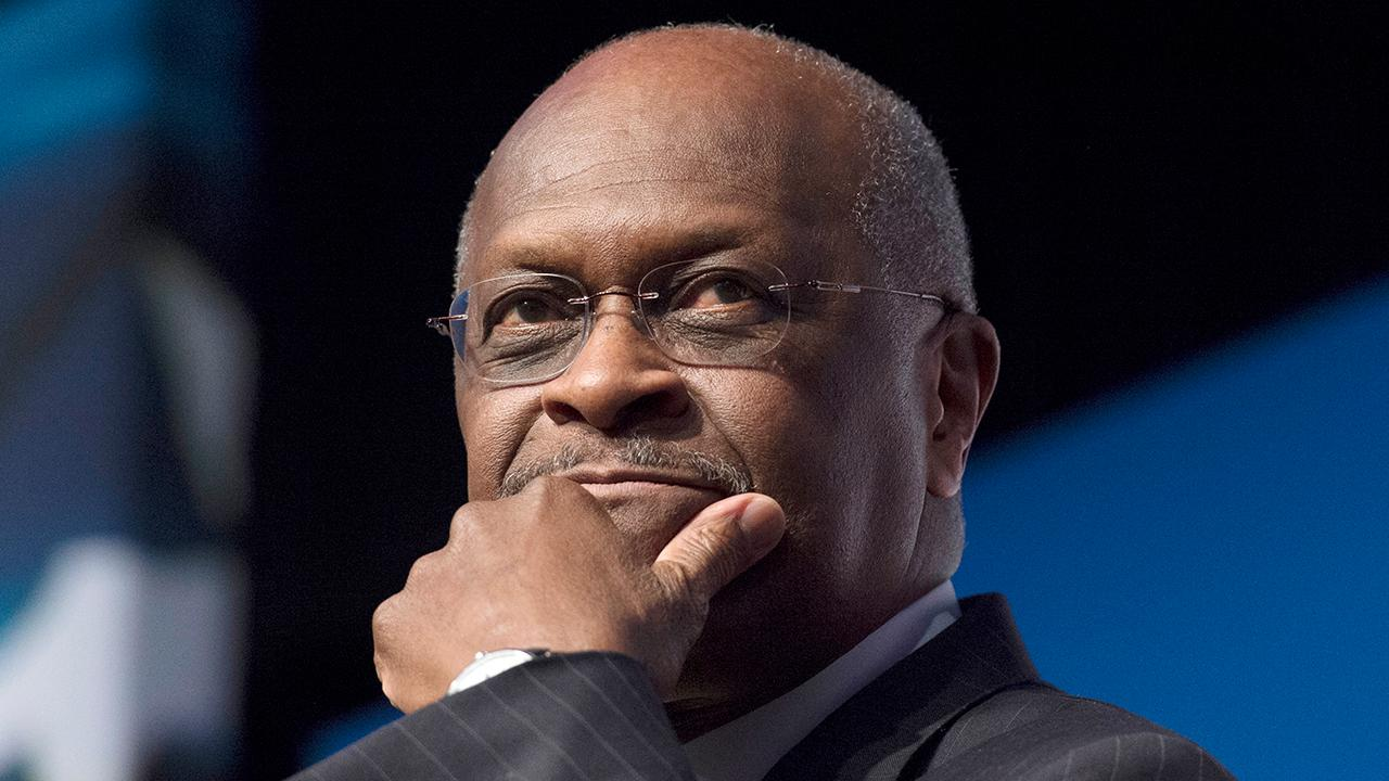 'The New Voice' CEO and former presidential candidate Herman Cain discusses Sen. Elizabeth Warren and Sen. Bernie Sanders' socialist stances in the 2020 presidential race and more.