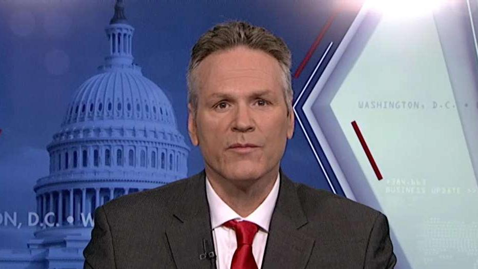 Governor of Alaska Michael Dunleavy, (R), discusses how his state handles illegal immigrants as part of its seasonal employment patterns  and New Mexico overtaking Alaska in oil production.