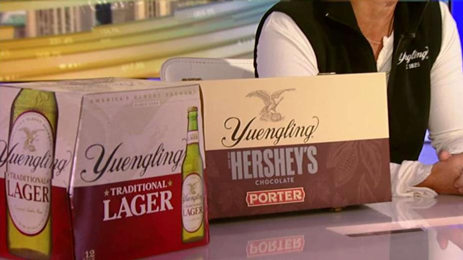 Yuengling's Jen and Debbie Yuengling discuss their company's 190 years history and the future of brewing.