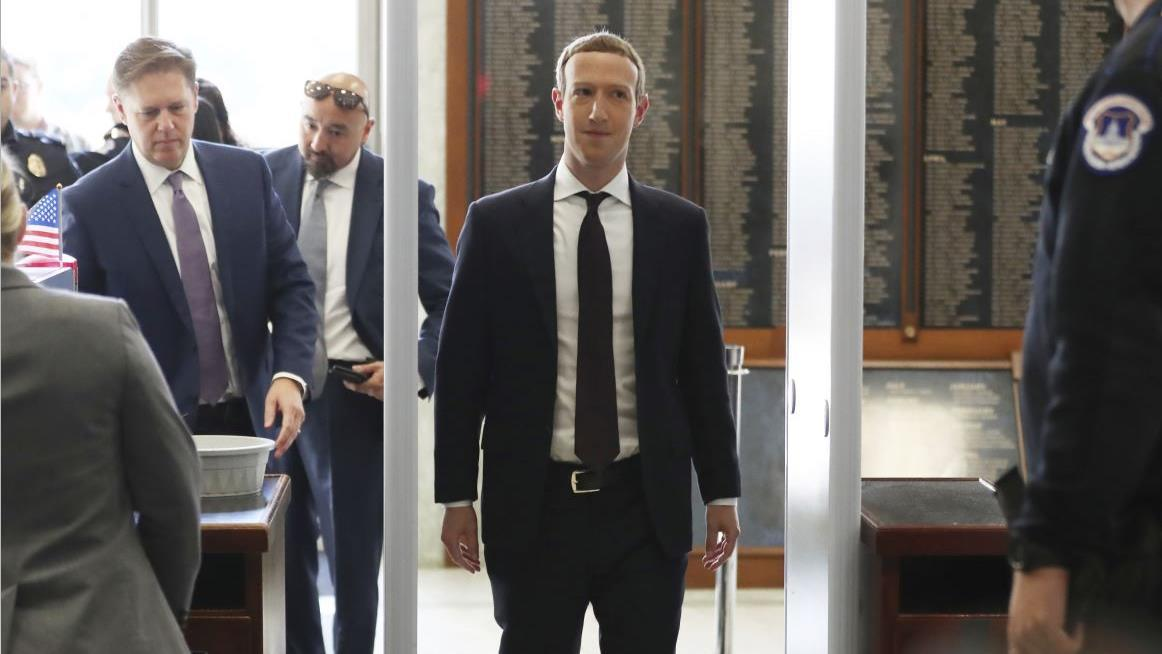 Facebook CEO Mark Zuckerberg gives his opening statement on Facebook Libra before Congress detailing the need for Libra.