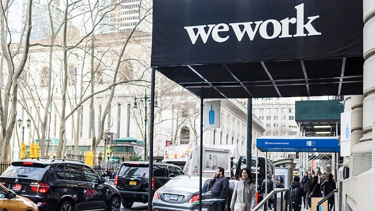 FOX Business' Charlie Gasparino shares the latest news surrounding WeWork.