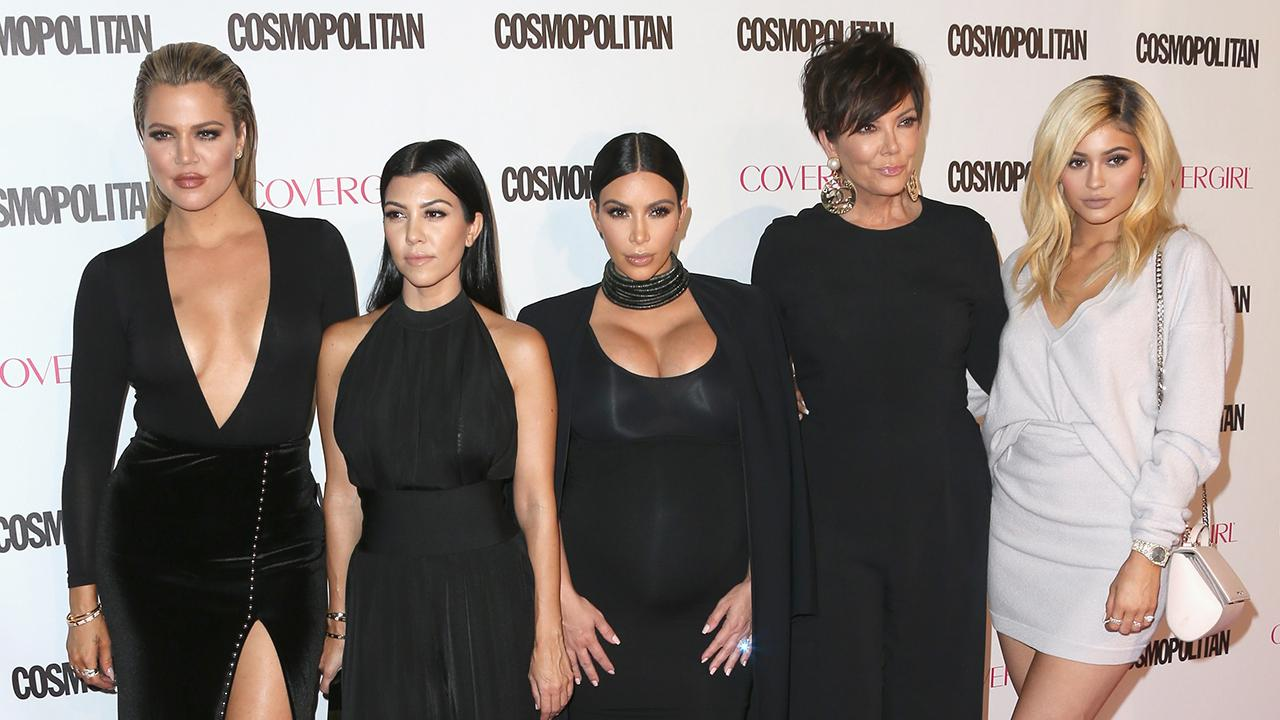 Kardashians trademark