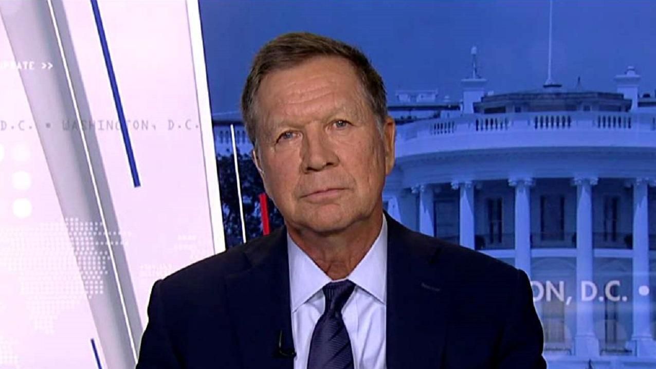 Former governor and presidential candidate John Kasich gives his thoughts on 2020.