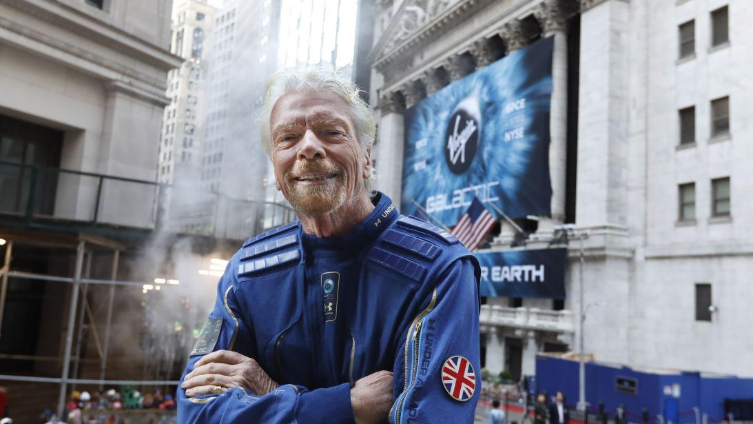 Virgin Galactic founder Sir Richard Branson discusses the affordability of space flight, fulfilling people's dreams.